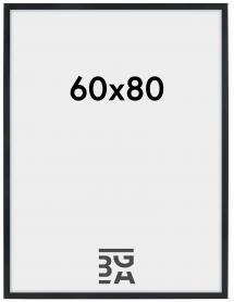 Stilren Zwart 60x80 cm