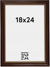 Estancia Fotolijst Classic Walnoot 18x24 cm