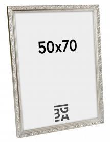 Bubola e Naibo Smith Zilver 50x70 cm