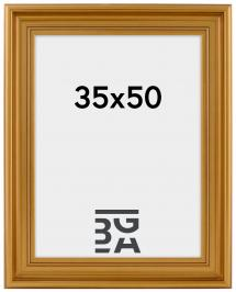 Ramverkstad Fotolijst Mora Premium Goud 35x50 cm