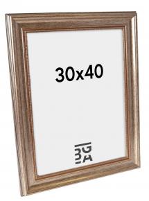 Estancia Rokoko Zilver 30x40 cm