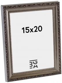 Galleri 1 Abisko Zilver 15x20 cm