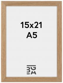 Rock Eikenhout 15x21 cm (A5)