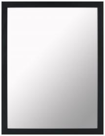 Spegelverkstad Spiegel Stilren Zwart - Eigen afmetingen