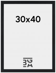 Stilren Zwart 30x40 cm