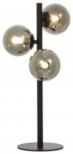 Aneta Belysning Tafellamp Molekyl 3 - Zwart/Rook
