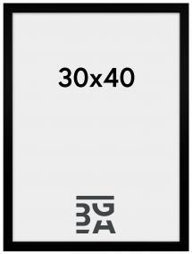Focus Soul Zwart 30x40 cm