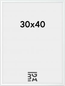 Walther Fotolijst Galeria Wit 30x40 cm