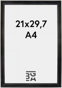Focus Verona Zwart 21x29,7 cm (A4)