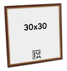 Galleri 1 Horndal Bruin 30x30 cm