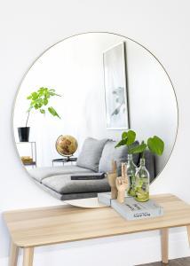 Artlink Spiegel Vendela Messing 110 cm Ø