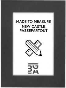 Egen tillverkning - Passepartouter Passe-partout New Castle - Op maat gemaakt