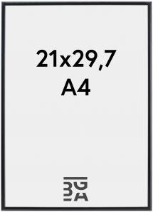 Estancia Fotolijst Visby Acrylglas Zwart 21x29,7 cm (A4)