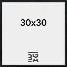 Nielsen Nielsen Premium Alpha Blank Zwart 30x30 cm