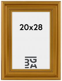 Ramverkstad Fotolijst Mora Premium Goud 20x28 cm