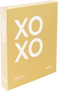 KAILA KAILA XOXO Yellow - Coffee Table Photo Album (60 Zwarte pagina's)