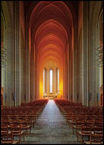 Bildverkstad Holy light Poster