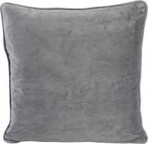 Fondaco Velvet Kussenhoes Grijs 45x45 cm