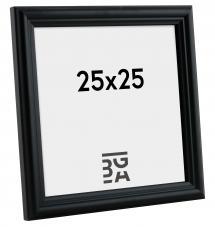 Galleri 1 Fotolijst Siljan Zwart 25x25 cm