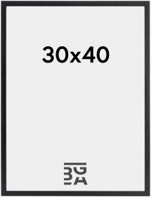 Estancia Fotolijst Galant Acrylglas Zwart 30x40 cm