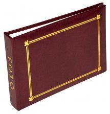 Focus Classic Line Pocket Album Rood - 36 Foto's van 10x15 cm