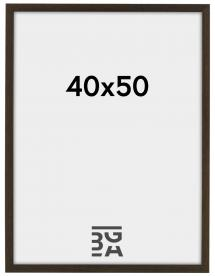 Galleri 1 Fotolijst Edsbyn Walnoot 40x50 cm