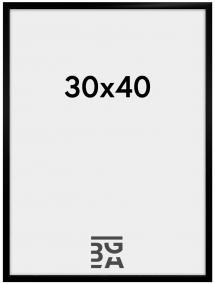 BGA Nordic New Lifestyle Zwart 30x40 cm