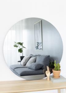 KAILA KAILA Ronde Spiegel Smoked Grey 110 cm Ø