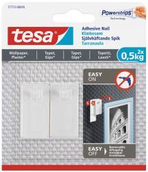 Tesa Tesa - Zelfklevende spijker voor alle soorten muren (max 2x0,5kg)