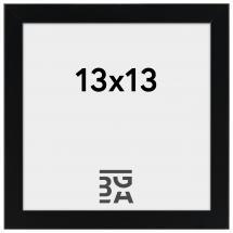 Galleri 1 Edsbyn Zwart 13x13 cm