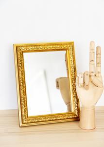 Artlink Spiegel Nostalgia Goud 15x20 cm