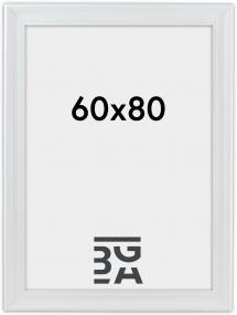 Galleri 1 Fotolijst Mora Premium Wit 60x80 cm