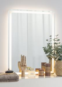 KAILA KAILA Spiegel Soft Edges II LED 60x80 cm