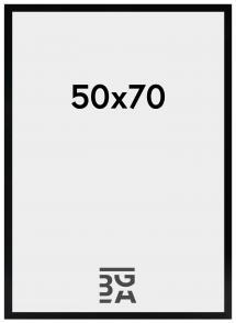 Artlink Amanda Box Zwart 50x70 cm