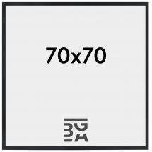 Estancia Fotolijst Stilren Zwart 70x70 cm