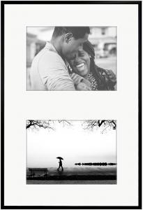 New Lifestyle Collagelijst Zwart - 2 Foto's (20x30 cm)