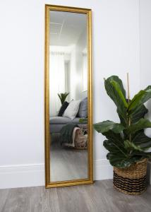 Artlink Spiegel Alice Goud 35x150 cm