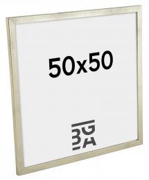 Estancia Galant Zilver 50x50 cm