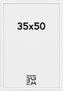 Galleri 1 Edsbyn Wit 35x50 cm