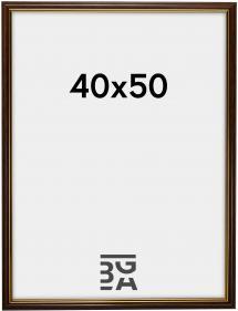 Estancia Fotolijst Classic Walnoot 40x50 cm