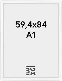 Galleri 1 Fotolijst White Wood 59,4x84 cm (A1)