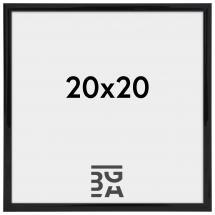 Walther New Lifestyle Zwart 20x20 cm