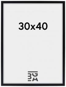 Galleri 1 Edsbyn Zwart 30x40 cm