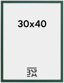 Estancia Fotolijst E-Line Acrylglas Groen 30x40 cm