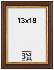 Siljan Bruin 13x18 cm