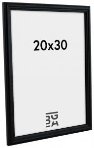 Galleri 1 Siljan Zwart 20x30 cm