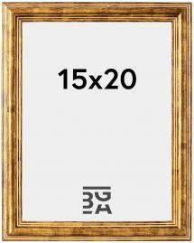 Focus Tango Wood Brons - 15x20 cm