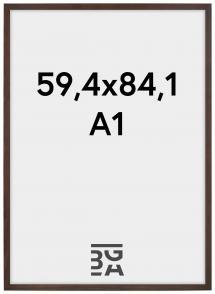 Estancia Fotolijst Stilren Walnoot 59,4x84,1 cm (A1)