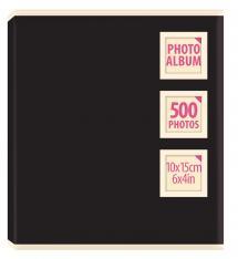 Innova Collection Album Zwart - 500 Foto's van 10x15 cm