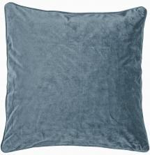 Fondaco Velvet Kussenhoes Denim 45x45 cm
